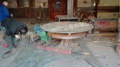 一台KR16圆盘给料机完工发往湖南郴州